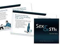 Brochure design and illustrations, Merck