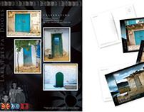 Poster and postcard design, Macedonian Arts Council
