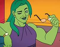 She Hulk: Law and Disorder - Marvel TL;DR