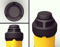 Oil Lubricant Bottle