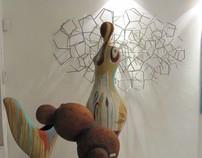 Polyester & Fiberglass sculpture