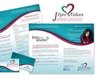 Company identity, JLove & Values