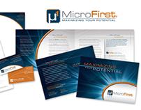 Corporate identity, MicroFirst Inc