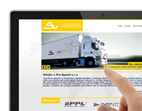 Pro Speed s.r.o logistics