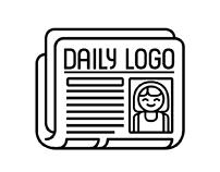 11/50: Daily Logo Challenge logo