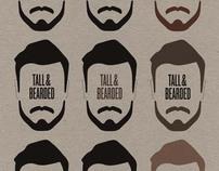 Tall & Bearded