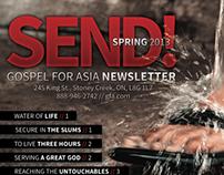 SEND! Newsletter