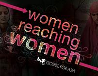 Women Reaching Women Mailer