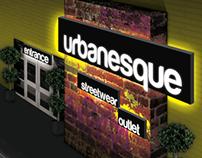Urbaneqsue Sign Design