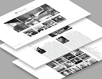 Desarrollo de página web para Auve Engineering