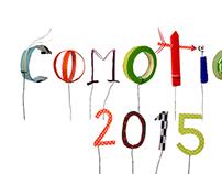 Comotion 2015 Branding