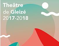 SAISON CULTURELLE Théâtre de Gleizé 2017-2018