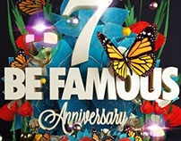Be Famous 7th Anniversary