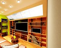 Tv Room 'Revamp'