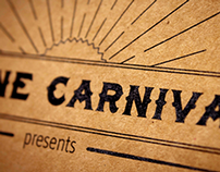Canine Carnival Product Packaging