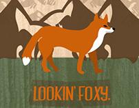 Lookin' Foxy.