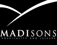 Madisons Logo designs