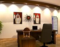 Interior Design Emirates Events Office 5308 abu dhabi