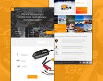 Ctek Landing Page