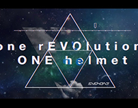 SHARK-Helmets vidéo 3D EVO-ONE