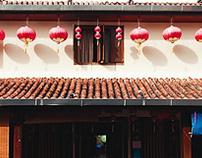 Malacca facades