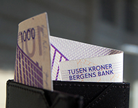 Banknote: Bank of Bergen