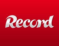 Record Newspaper - ScreenSaver