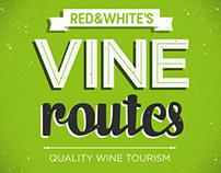 VIne Routes logotype
