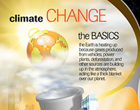 The Nature Conservancy (Climate Change Infographic)