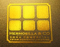 Hermosilla & Co - Brand development