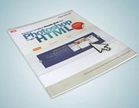 Panduan Lengkap Desain Web dari Photoshop hingga HTML