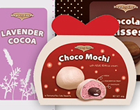 Heart of Cocoa: packaging design