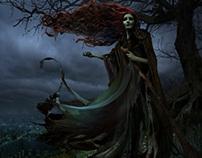 Witch - night guard