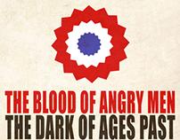 Graphic Design: Les Miserables Lyrical Posters (Set 1)