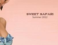 Coleção Sweet Safari Primavera/Verão 2012