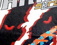 Kitbag - Warrior Skreamer bag