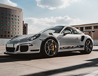Silver Bullet GT3 RS