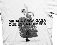 Mirala Gaga T shirt