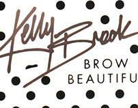Kelly Brook Cosmetics Product Photography
