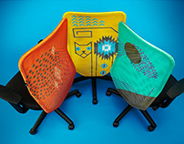 WORLDTAG - Fashionplus Ergonomic Chairs