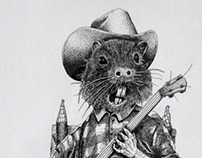 Banjo Beaver