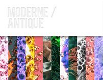 _MODERNE / ANTIQUE (series 2017)