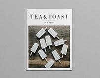 Tea & Toast | Magazine