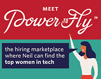 Power to Fly: Branding Assets