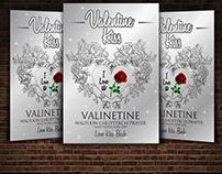 Valentine's Day Flyer