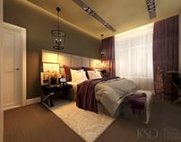 Interior Design from KSD. Bedroom