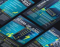 Symanitron hardware creative posters
