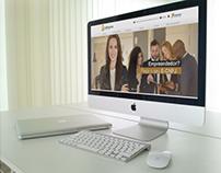 Site da empresa Gênesis certificado Digital