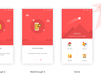 Postal Android App