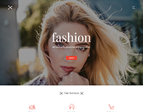 Fashion Academy template